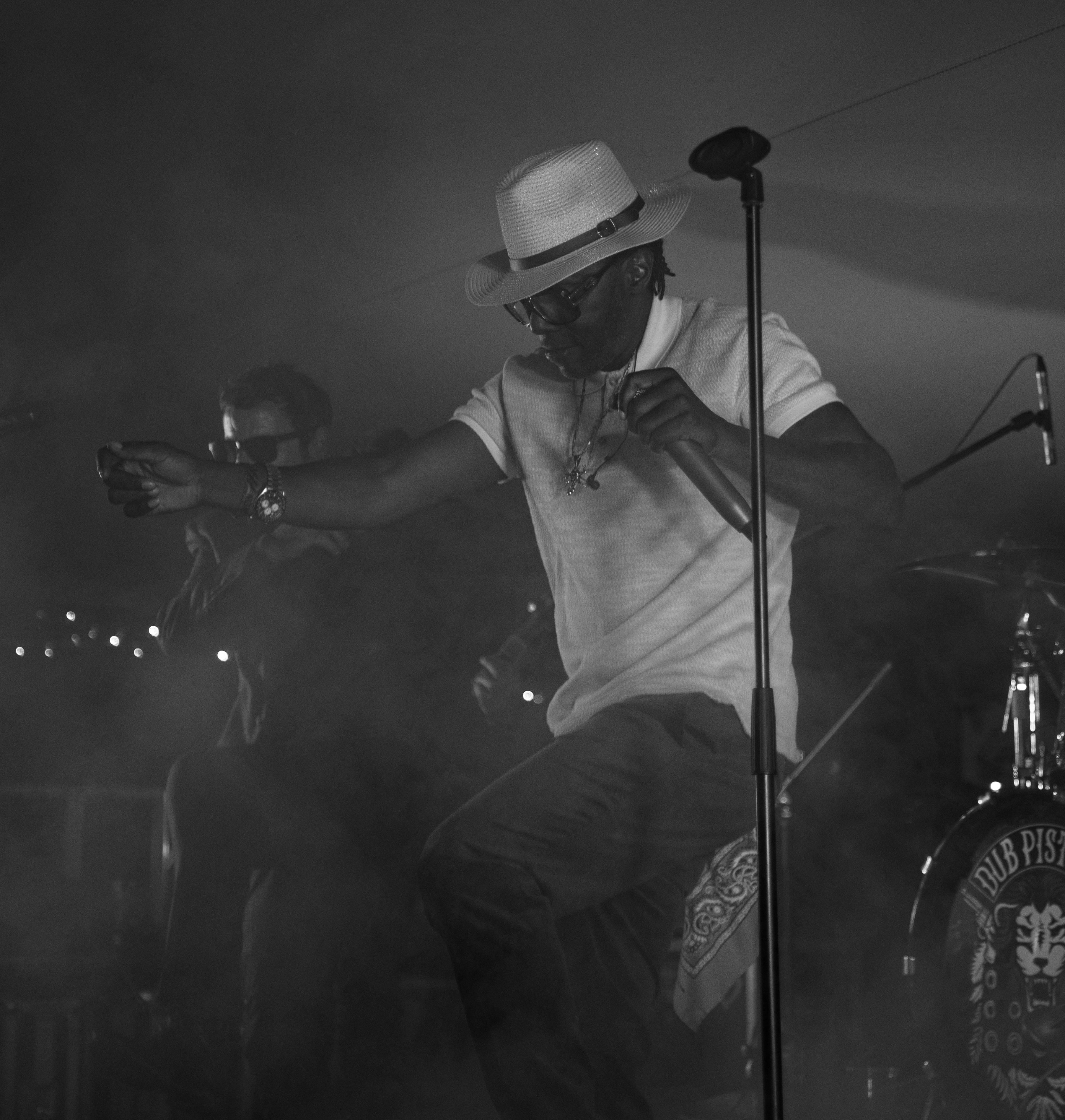 Dub Pistols live